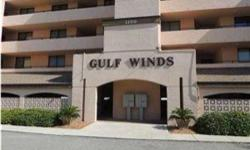 LOW DENSITY AND GULF FRONT LOCATION MAKES THIS UNIT VERY DESIRABLE. ASSIGNED & COVERED PARKING AND COMMUNITY POOL. PRIVATE DECK OVERLOOKING THE BEAUTIFUL BEACH AND GULF OF MEXICO. HOT TUB, ALL APPLIANCES INCLUDING WASHER & DRYER TO STAY. HOA DUES