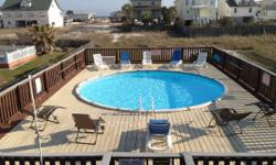 We have a duplex with a private swimming pool in Gulf Shores, west beach area. Both sides are open for 5.24.14 to 5.31-14 and 5-31 to 6.7. Our routine overall per side, 3 bed rooms with 2 baths is $1,