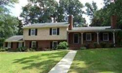 Terrific home in prestigious Botany Woods Subdivision, close to both Bob Jones and Furman Universities! This beautiful 4 bedroom 3 full bath Tri-Level home features over 3000 sqft of heated living space. Located on a corner, shaded 0.64 acre lot with a