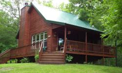 LOVELY ALL KNOTTY PINE INTERIOR/FIREPLACE/sleeps 8+ -2 bed. REAL WOOD FIREPLACE, ALL AMENDITIES-ALL YOU NEED IS FOOD/BEVERAGE/FISHING GEAR/CLOTHES! 2 + MILE HIKING TRAIL THRUE WOODS/WINDING CREEK IN F