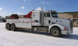 Obo 1996 Pete 330 16 Ton Wrecker Tow Truck For Sale In