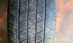 2 tires HERCULES TERRA TRAC 265-70-17   see pic its the straight normal looking tread tire i will only meet in Marietta Reno Williamstown area can meet at gas station or whatever  just text me no call