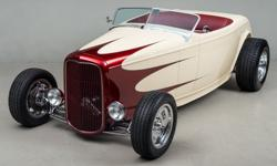 1932 Ford Roadster VIN: 18163488 Each year in January, at the Grand National Roadster Show, a select group of recently built cars are invited to compete for the title of America's Most Beautiful Roads