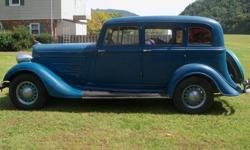 1934 Dodge4-Door Sedan, 6 Cyl. RWD3rd owner. This vehicle was parked back in the 80s and was going for the time. It has actually since been sitting in a garage and does not currently run. It would nee