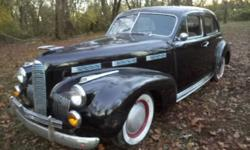 1940 Cadillac LaSalle 4DR Sedan ..Body Good ..Body Straight ..Great Running Condition ..Great Driving Car ..Asking $17,500 ..e-Mail or Call for 35 Photos ..Call Rod:  ..Mobile Phone: 402-6