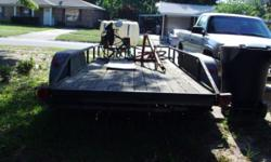 Has Long Trailer to Haul Tractor $1250 Bush Hog - $350 Disc Plow- $350 Drop and Drag Bar-$250 Sprayer -50 gallons $100 Breaking Plow - $200 Tractor - $1200 That is Less than a New Riding Lawn Mower Tr
