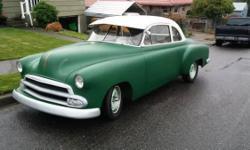 1952 Chevy 4 Door Deluxe For Sale In Burbank Washington