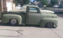 1951 Ford Pick Up for sale (CA) - $14,500 '51 Ford Custom Built Pick Up This is NOT a Project - it is a running driving truck in EXCELLENT condition 2 Doors - Suicide. RWD. Clean title. Tags up to dat
