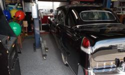 1955 Cadillac limousine 6 pack, driven all the time, fair condition, great paint and interior, never refurbished, call for info, serious buyers only.