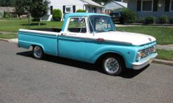 1964 Ford F100 - ALL ORIGINAL - AUTO - 292 Y Block. An Amazing Classic in Amazing Condition!!! 100% Original, No Rust(West Coast Originally), 88,000 miles (Actually 99%, Ugraded: 2.73 Rear, Rear Chrom
