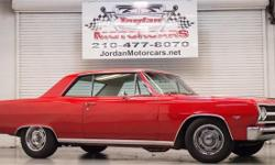 Menu Price $24999.00! Beautifully restored 1965 Chevrolet Malibu SS Resto-mod! Starting with the drive train, a 465hp Dominator 383 Stroker V8 with 509lbft of torque mated to a 700R4 4spd automatic tr