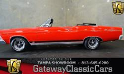 Stock #535-TPA 1966 Ford Fairlne 500 813-645-6200 $19,995 Engine: 289 CID V8 Transmission: 3 Speed Automatic Mileage: 12752 (unknown) Body Style: Convertible Exterior Color: Red Interior Color: Red/Bl