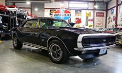Passing Lane Motors, LLC, St. Louis's Premier Classic Car Dealer, is incredibly excited to offer this 1967 Chevrolet Camaro, SS/RS tribute for sale! This Camaro underwent a complete rotisserie restora