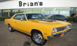 BUILT 454, MILD CAM, 4 SPEED HURST MUNCIE, POWER FRONT DISC BRAKES, NEW BRAKE LINES AND BRAKES, POWER STEERING, HEAT WORKS, CARBON FIBER INTERIOR. Body Style: Engine: Exterior Color: Yellow Interior C