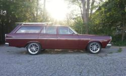 1967 Ford Fairlane Station Wagon California car All original 289 V8 Automatic No rust Excellent condition inside and out Engine compartment and underside of car are extremely clean To be perfect, woul