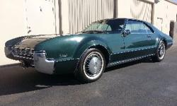 ~~IF YOU HAVE INTEREST IN BUYING PLEASE LEAVE YOUR CELL PHONE #.NO EMAILS PLEASE!!!~~FOR SALE EXTREMELY RARE OLDSMOBILE TORONADO COUPE. THIS FIRST PRODUCTION FRONT WHEEL DRIVE AMERICAN CAR IS CONSIDER