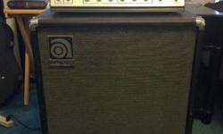 As an amplifier for bass players, the Ampeg B-15N Portaflex does well to live up to its expectations. Consisting of an amp module mounted on a board on the speaker cabinet, this combo guitar amplifier