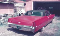 1969 Cadillac Coupe Deluxe For Sale in Barnes, Wisconsin 54873 This 1969 Cadillac has had a complete overhaul. Powered by a a 472 cu in engine with an automatic engine. Has new tires, brakes, exhaust,