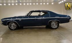 Vehicle is located in O'Fallon, IL - just 15 miles east of downtown St. Louis, MO 618-271-3000 1969 Chevrolet Chevelle SS Tribute ENGINE: 396 CID V8 Big Block TRANSMISSION: 2 Speed Automatic MILEAGE:
