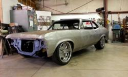 This is going to be a great deal & a great start for someone that wants to build a Nova SS.... Up for Sale is a 1970 NOVA SS! 100% Detroit Speed Equipped! (DSE) This project started with a clean 1970
