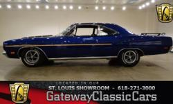 Vehicle is located in O'Fallon, IL - just 15 miles east of downtown St. Louis, MO 618-271-3000 1970 Plymouth Road Runner ENGINE: 383 CID V8 TRANSMISSION: 727 Auto MILEAGE: 43,007 unknown BODY STYLE: 2