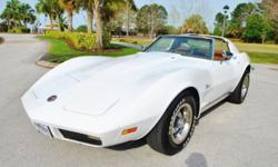 Superb 73 Corvette Stingray 454 Big Block 4-Speed -- Air Conditioning Power Steering  4 Wheel Disc Brakes Primo Classics International is truly honored to present this outstanding 1973 Chevrolet Corve