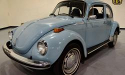 Stock#172NDY-R This vehicle is located in Carmel, IN. 14 miles north of downtown Indianapolis, IN 317-688-1100 1973 Volkswagen Beetle ENGINE: 1585 cc 4-Cyl BODY: 2 DR TRANSMISSION: 4-Spd Manual EXTERI