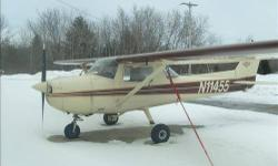 1974 Cessna 150l This plane is fun to fly , TTAE9265.1, 1876 SMOH, recent annual this fall ,has a high torque starter,plane is flight ready,Full VFR, The panel has Marc 12- D radio 720 channel,basic t