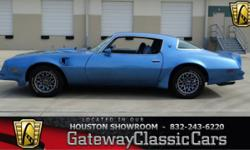 Stock #280HOU Engine: 400 CID 6.6L Transmission: 3-Speed Auto Mileage: 98,512 Unknown Body Style: 2 Door Exterior Color: Blue Interior Color: Blue US $19,995 001-832-243-6220 1978 Pontiac For Sale Thi