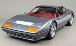 1981 Ferrari 512 BB - Berlinetta Boxer VIN: F102BB 33971 Engine: F102B00000748 Chassis: 33971 First sold in Europe this Boxer was brought into the United States in early 1981. No Berlinetta Boxer was