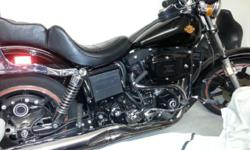 """1981 Sturgis FXB. Very rare! 100% professionally restored to """"better than new"""" condition. Originally only 24180 miles, now has 84 miles and runs like new. Not yet broken in. $16000. 250-254-1642, Rola"""