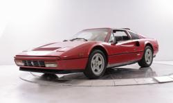 1988 Ferrari 328 GTS - FERRARI CLASSICHE CERTIFICATION - Ferrari-Maserati of Long Island is thrilled to present this timeless 1988 Ferrari 328 GTS. Finished in Rosso over Beige leather, the 328 GTS ha