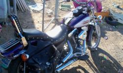 Limited Edition Motorcycle for sale - asking 6500.00 . Please call for more info . Ask for Tony .