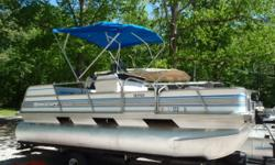 1993 18ft Spectrum with 40hp Force. Short term financing available with no credit check. Most boats we require $500.00 down with easy monthly payments. We also offer upgrades such as new or reupholste
