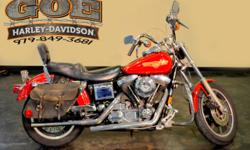 1995 Harley-Davidson FXDL Dyna (312855) This bike may be old but it is still a great ride! Low mileage-only a little over 37,000. Come out and take her for a ride at Goe Harley-Davidson in Angleton, T