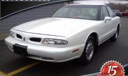 Options Included: Chrome Wheels, Low Miles!, Mud Guards, PIN Stripe, Good Tires!, Front Wheel Drive, Stainless Steel Exhaust System, Pwr Rack & Pinion Steering, 18 Gallon Fuel Tank, High Capacity Engi