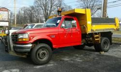 1997 ford f350 flatbed dump cranberry twp for sale in pittsburgh. Black Bedroom Furniture Sets. Home Design Ideas