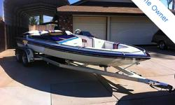Beautiful 1997 Ultra 21 Open Bow High Performance Jet Drive. This boat is Beautiful. Near Immaculate condition inside and display room condition on the outside. She's a single owner boat that's just b
