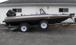 1998 CAJUN FISH AND SKI BASS BOAT AND TRAILER. 17 FT. LOADED. DEPTH FINDER. LORAN FISH LOCATER. 2 LIVE WELLS. TROLLING MOTOR.ELECTRIC ANCHOR. ENGINE REBUILT 2 YEARS AGO. 125 HP FORCE ENGINE. POWER PRO