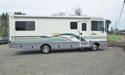 1998 Fleetwood Flair Class A motorhome...19,181 miles...1-owner..25ft This is a super clean, 1-owner, non-smokers, 25ft motorhome. Stored indoors for most of it's life, very well taken care of, super