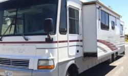 Stock Number: 728755. 1998 Newmar Kountry Star, good shape, low miles, ready to travel the country or perfect to live in for the summer. A great alternative to this high cost of living area. You could