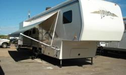 1999 Alfa Leisure 5TH WHEEL Model: 35RLTES241 **** WASHER AND DRYER **** 36 FT **** 3 SLIDES **** Sleeps up to 4 Dealer Stock Number: 2244 Vehicle ID Number: 1AU241023XA007706 Primary Color(s): WHITE