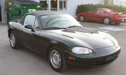 ORIGINAL 44K MILES All the right ingredients! Come to the experts! This 1999 Miata is for Mazda lovers looking everywhere for a great. low-mileage gem. It is nicely equipped. Why take the bus. when th
