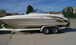 1999 Sea Ray 210 Sundeck Please contact the owner directly @ 586-649-4625...1999 SeaRay Sun Deck is excellent condition. Only 252 original hours. All service records from day one. 5.0 litre fuel injec