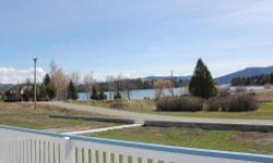 Updated home with nearby lake access and beautiful views. Taxes are approximate as two lots are included in the current tax bill. Exact taxes will be determined after sale. House is currently rented,