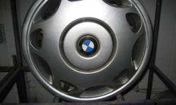 """Have two excellent sets of OEM original BMW wheels 16"""" and a set of 15"""" size these bmw rims are taken off 325 and z3 series and can fit most of the 17"""" and 16"""" and 15"""" size BMW cars 5 lug pattern , be"""