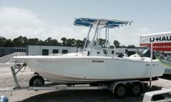 """BOAT OWNER""""S NOTES for 2014 TIDEWATER 210 LXF in LIKE NEW condition, REDUCED TO $38,800, call owner Dirk @ 425-677-5988. Boat is located in Sebastian, Florida. OVERVIEW: Forced to sell my boat due to"""
