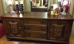 Great choice of vintage, antique, diverse cabinets, upper bodies of cabinets, armoires, bureaus, chesters-- you name it! Great for clothes. Perfect as servers, sideboards, buffets, changing tables. **