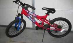 "PRICE REDUCED! Pacific Evolution Youth Bike 20"" Tires 6 Speeds Hand Brakes Call 218-287-9158 (M-F after 7 pm - Anytime weekends) Location: Moorhead"