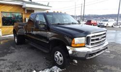 Exterior Color: black clearcoat, Body: Extended Cab Pickup, Engine: 7.3L V8 16V DDI OHV Turbo Diesel, Fuel: Diesel, Doors: 4